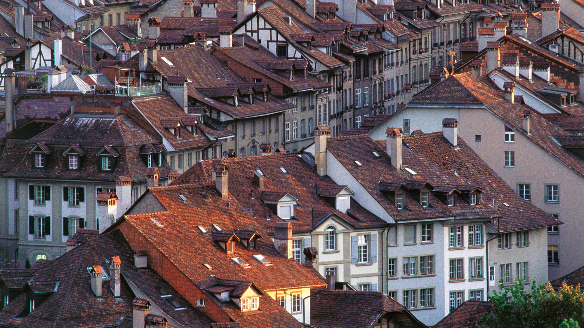 In Bern, Switzerland, time well spent
