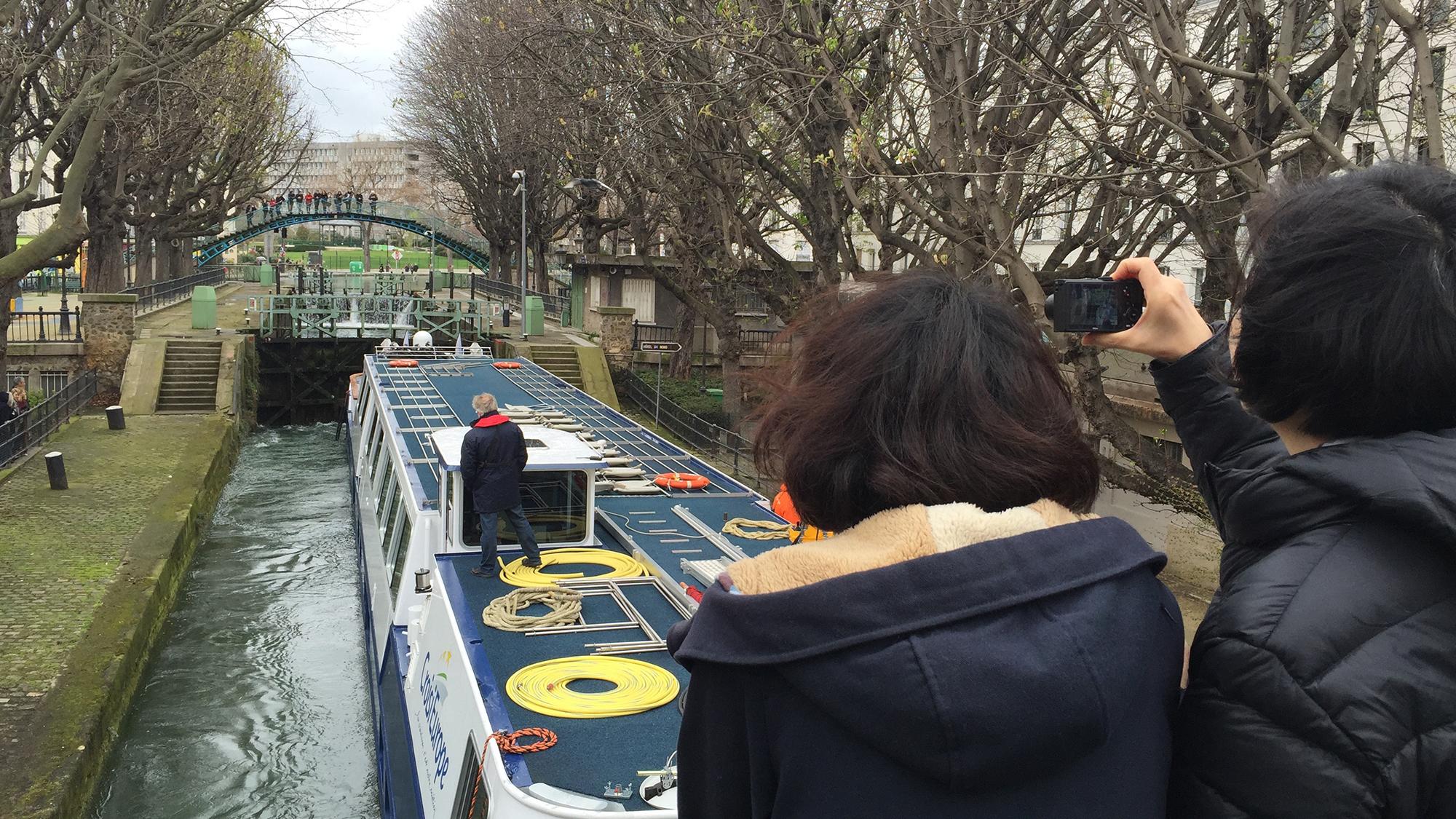 How to beat Paris traffic? Take the Seine