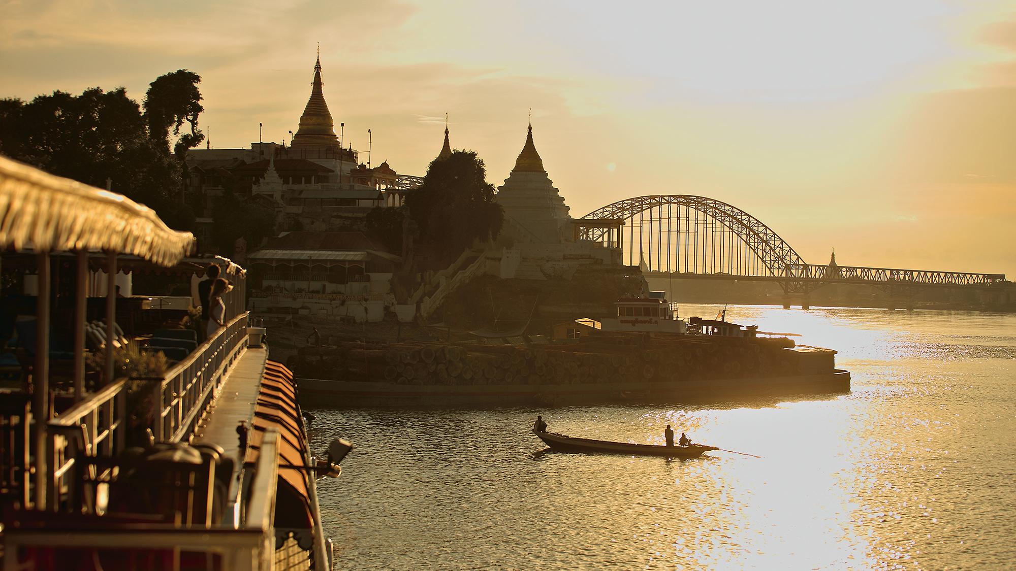 Adventure meets luxury in Myanmar