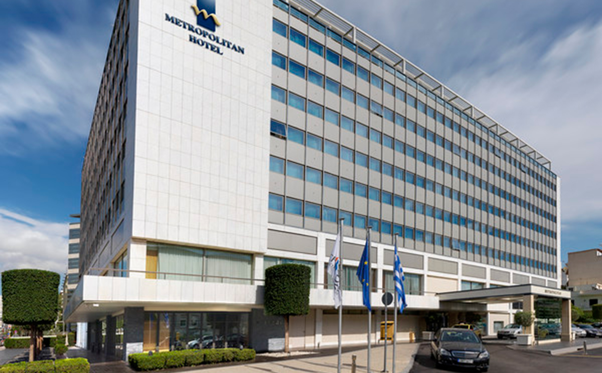 Metropolitan Hotel Athens To Fly Marriott Flag Travel Weekly