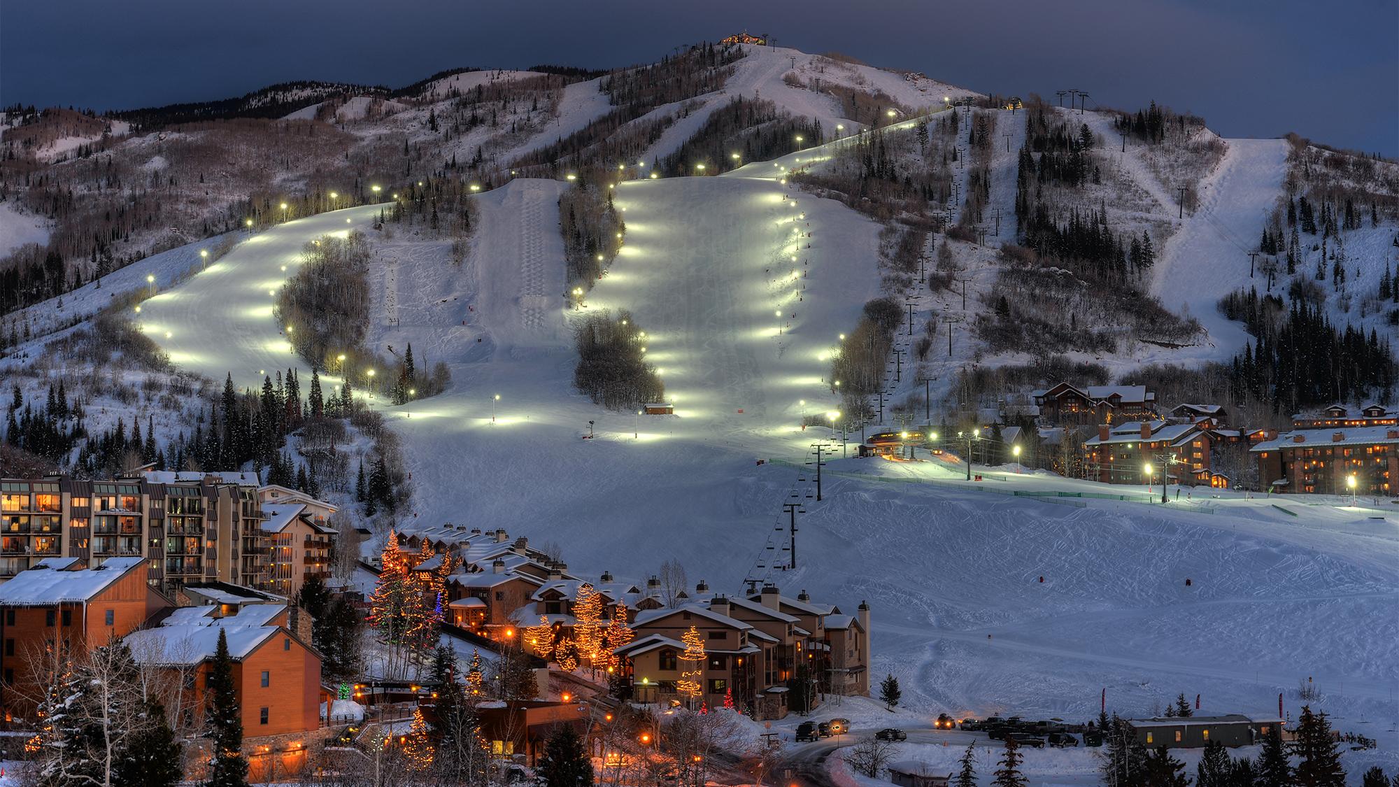 Ski Resorts Near Toronto Canada