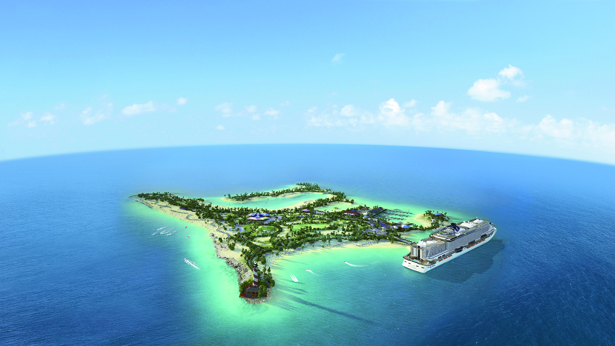 Private islands 2.0: More than a day at the beach