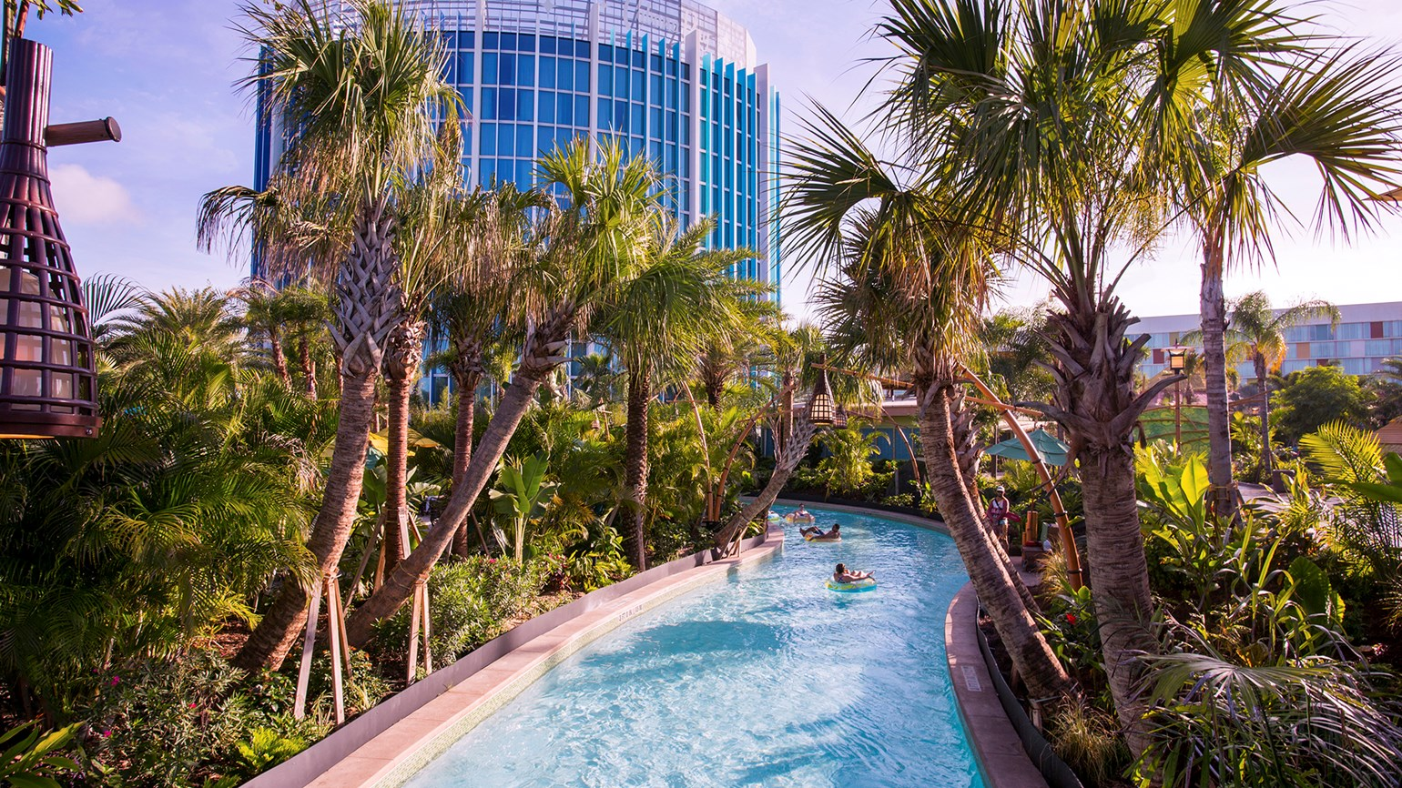 New Towers Expand Options At Universal Orlando S Cabana Bay Beach Resort Travel Weekly