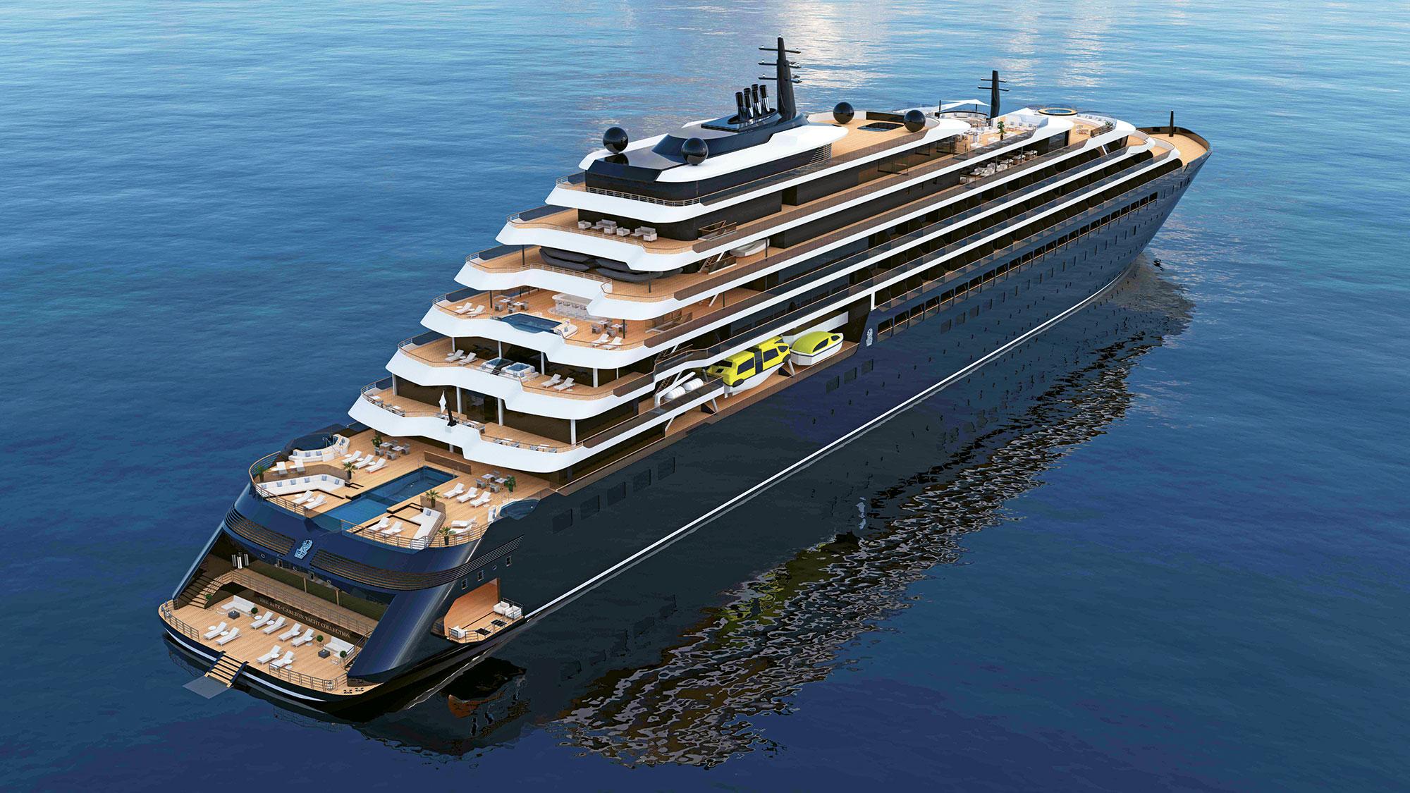ritz carlton yacht cruise prices