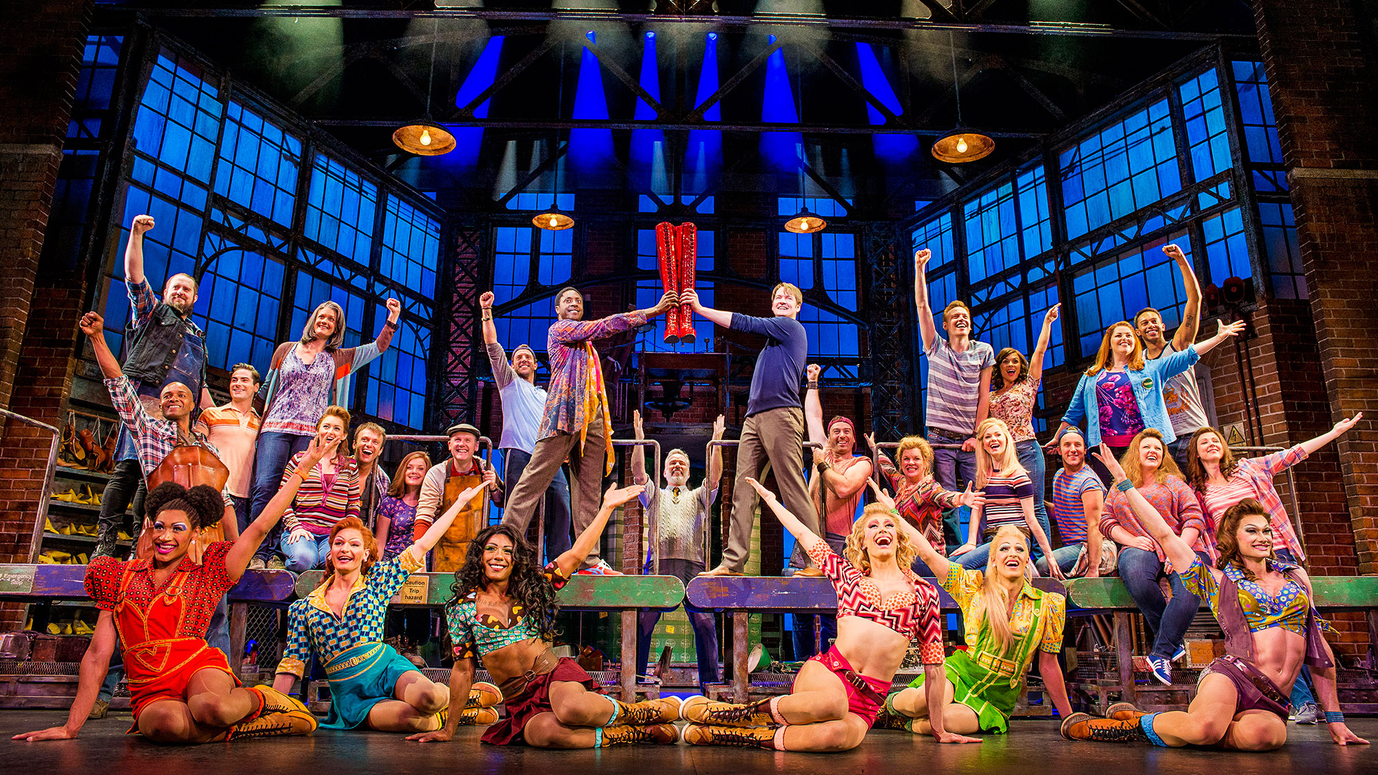 Norwegian Encore to feature 'Kinky Boots' production