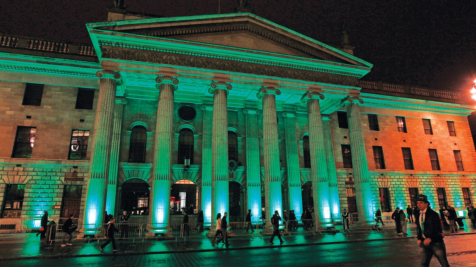 CIE Tours designs St. Patrick's Day in Dublin itinerary