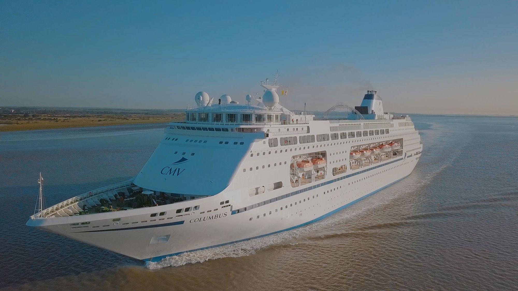 Cruise & Maritime Voyages' world cruise a relative bargain