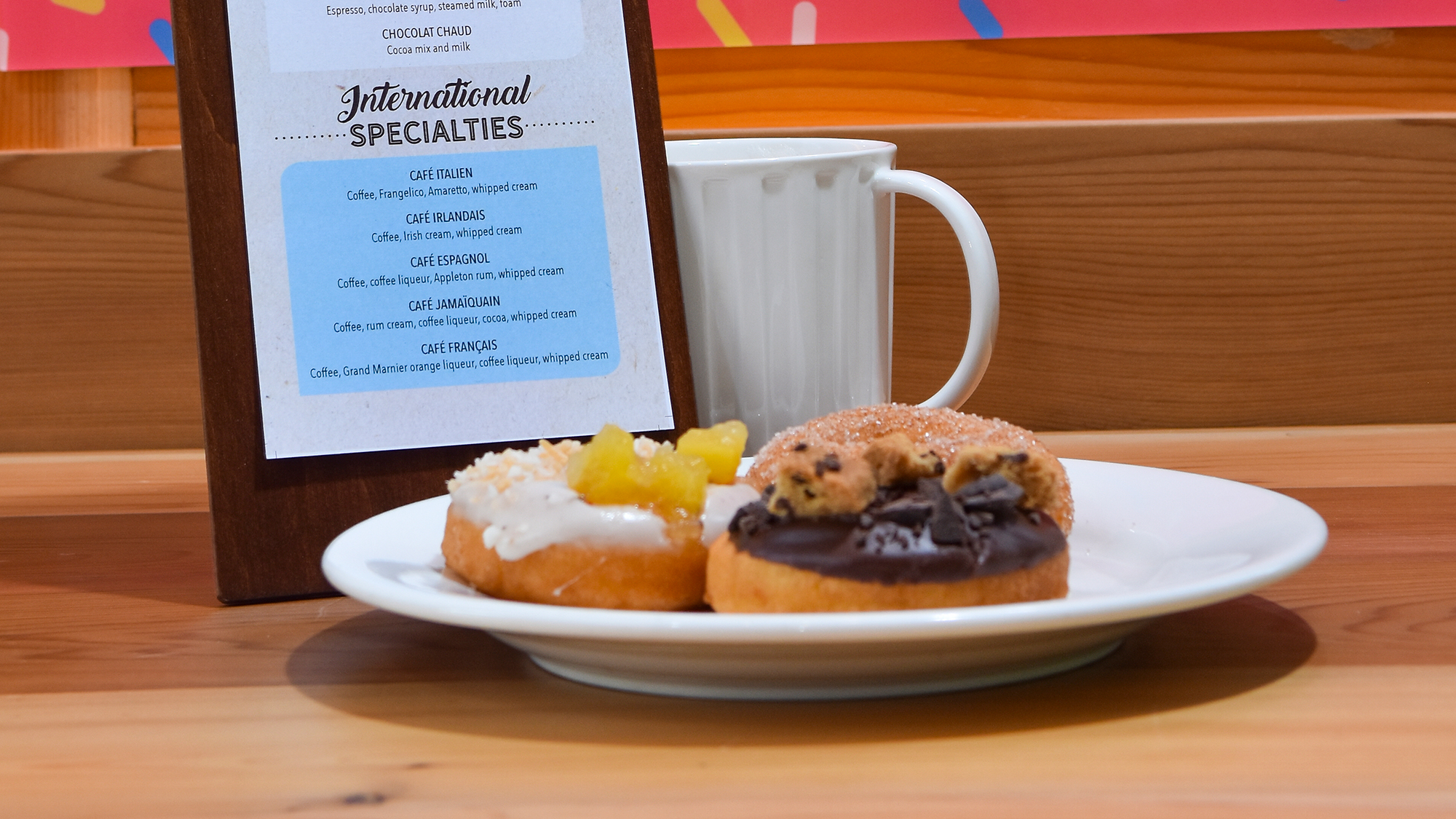 Gourmet donut shop opens at Sandals Royal Barbados