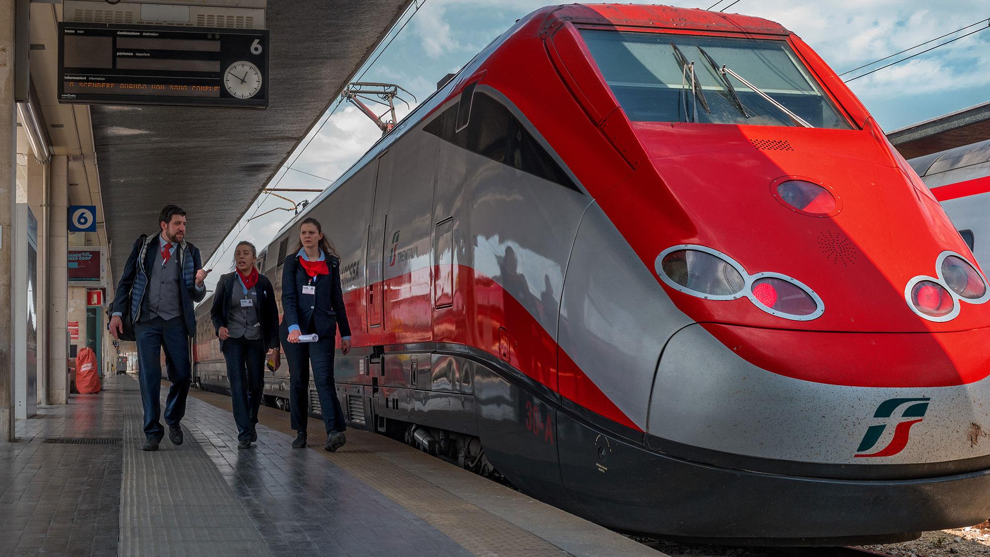 Railbookers launches Trenitalia Vacations