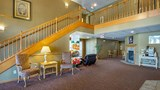 Quality Inn Mineral Point Lobby