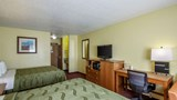 Quality Inn Mineral Point Room