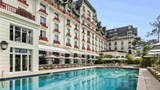 Hotel Hermitage Barriere Pool