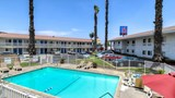 Motel 6 Hacienda Heights Pool