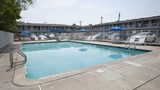 Motel 6 Rancho Cordova East Pool