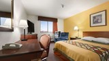 Super 8 Brookville Room