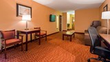 Best Western Clearlake Plaza Suite