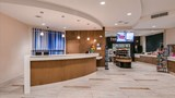 Best Western Plus Sawridge Suites Lobby