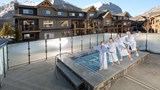 CopperStone Resort Canmore Hotel Pool