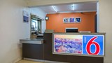 Motel 6 Brinkley Lobby