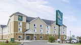 Quality Inn & Suites, a Thompson Hotel Exterior