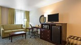 Quality Inn Prescott Room
