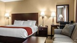 Comfort Inn & Suites Watertown Suite