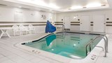 Comfort Suites Vestal Pool