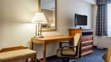 Clarion Hotel & Conference Center Suite