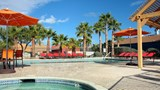 Palm Canyon Hotel and RV Resort Pool
