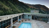 The Cliff Lodge and Spa Pool