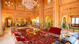 The Raj Palace Suite