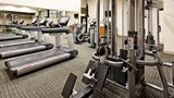 Crowne Plaza Santiago Health Club