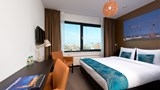 The Hague Teleport Hotel Room