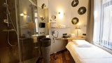 Saint Gery Boutique Hotel Room