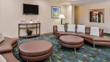 Candlewood Suites Abilene Lobby