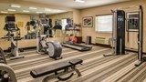 Candlewood Suites Abilene Health Club