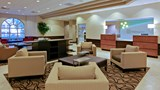 Holiday Inn Utica Lobby