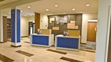 Holiday Inn Express & Suites Rochester Lobby