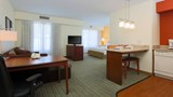 Residence Inn Fort Smith Suite