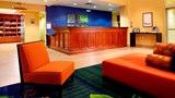 Fairfield Inn & Suites Phoenix Lobby