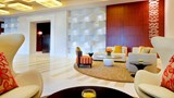 Marriott Executive Apts Dubai Al Jaddaf Lobby