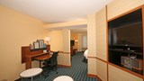 Fairfield Inn & Suites Aiken Suite