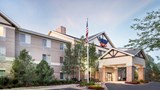 Fairfield Inn & Suites Fort Collins Exterior