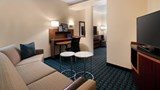 Fairfield Inn & Suites Fort Collins Suite