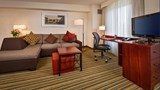 Residence Inn Pentagon City Suite