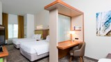 SpringHill Suites by Marriott Detroit Suite
