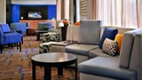 Courtyard by Marriott Newport Middletown Lobby