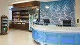 SpringHill Suites Orlando at Seaworld Lobby