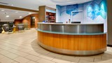 SpringHill Suites Pittsburgh Bakery Sq Lobby