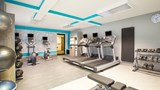 Crowne Plaza Hotel & Conference Ctr Health Club
